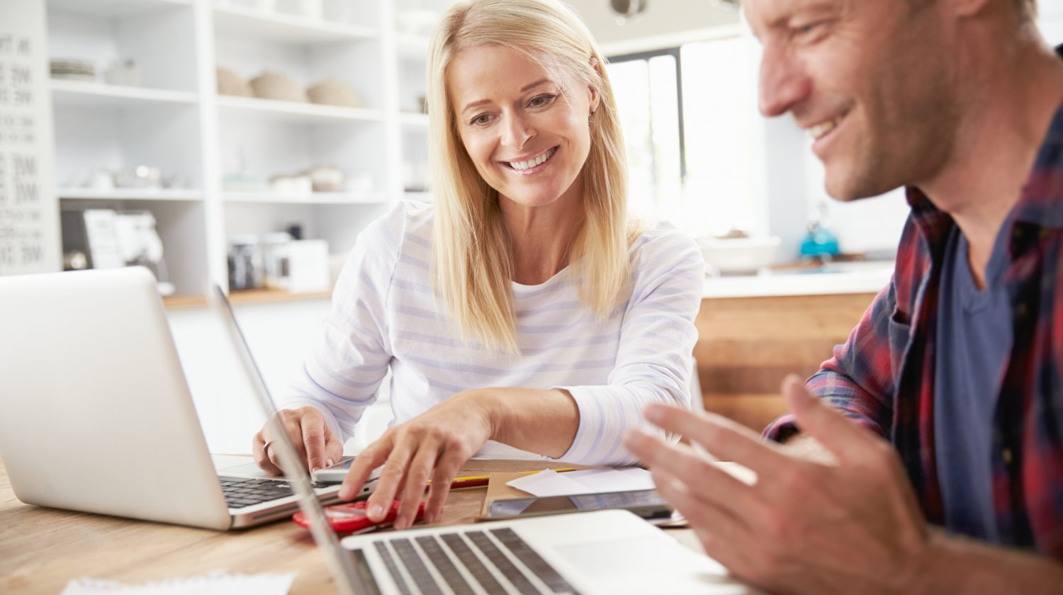 Feature   man and woman working together   Spousal IRA Contribution Limits   Inside Your IRA   spousal ira contribution