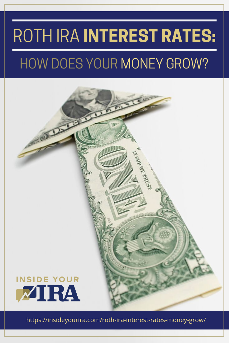Roth IRA Interest Rates: How Does Your Money Grow? https://www.insideyourira.com/roth-ira-interest-rates-money-grow/