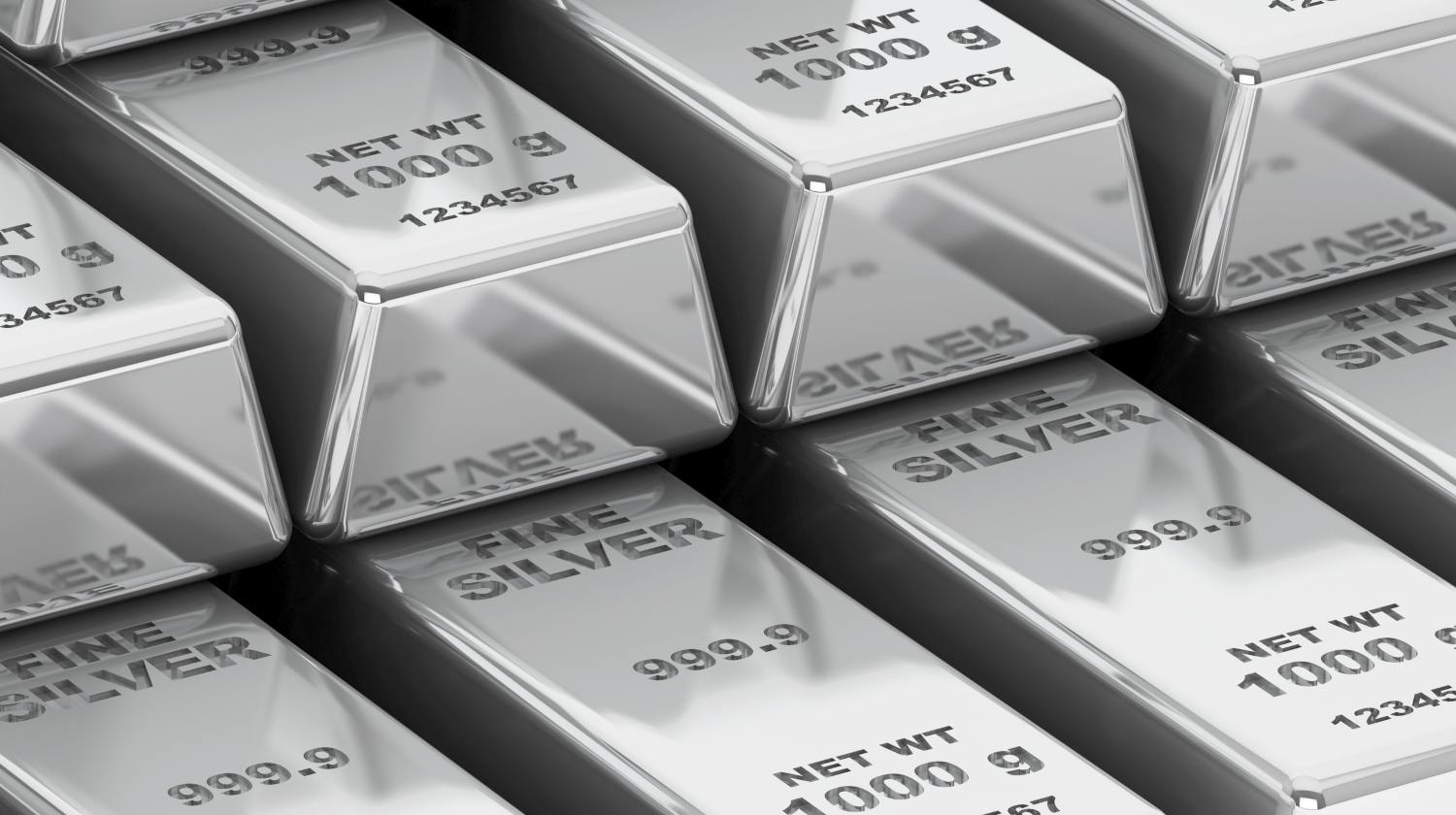 stack of silver bars | Rules For Investing In Silver You Need To Know | Inside Your IRA | investing in silver | silver prices | Featured