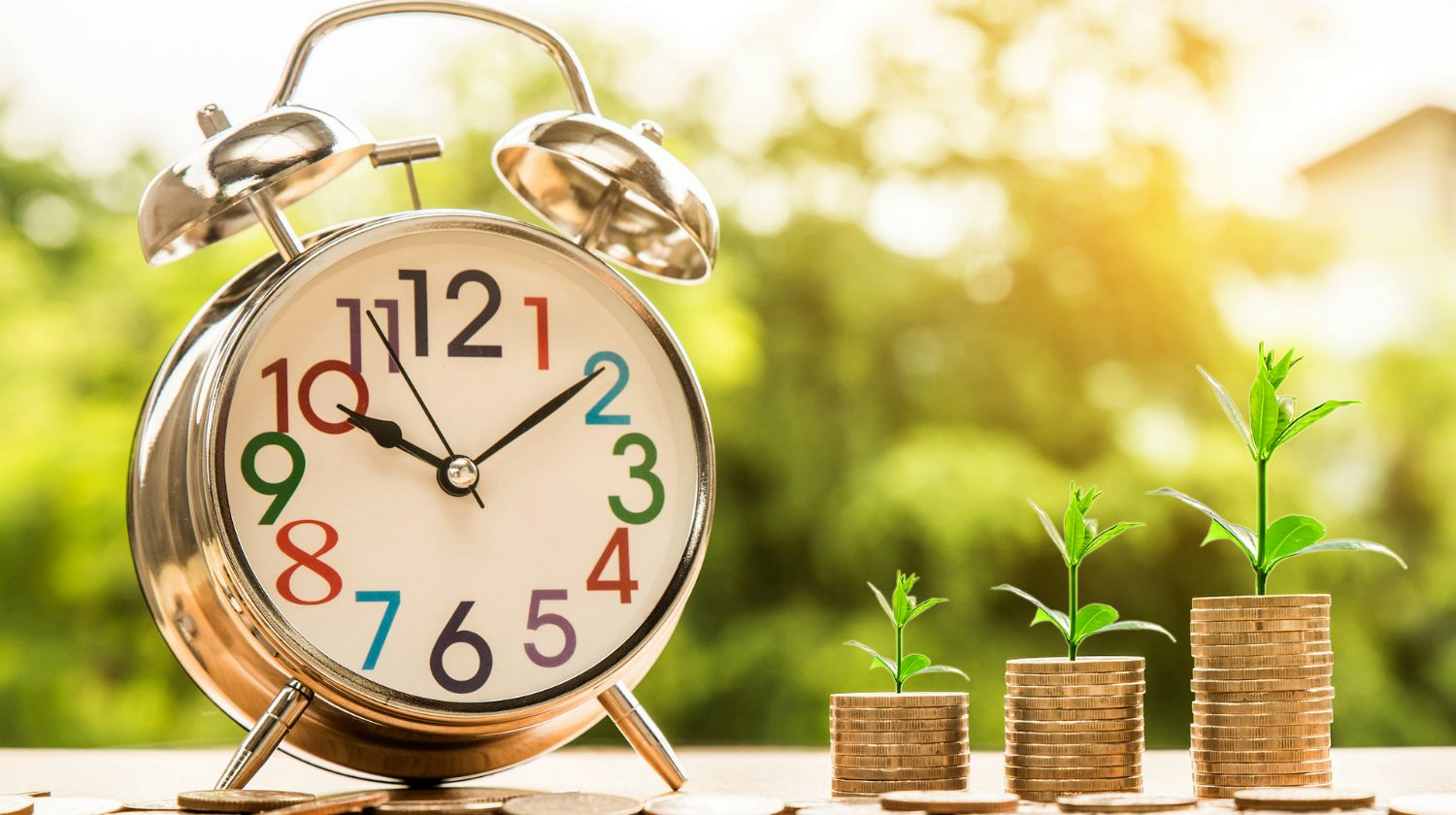 Featured | timed coins growth | How Much Do I Need For Retirement? | Inside Your IRA | comfortable retirement