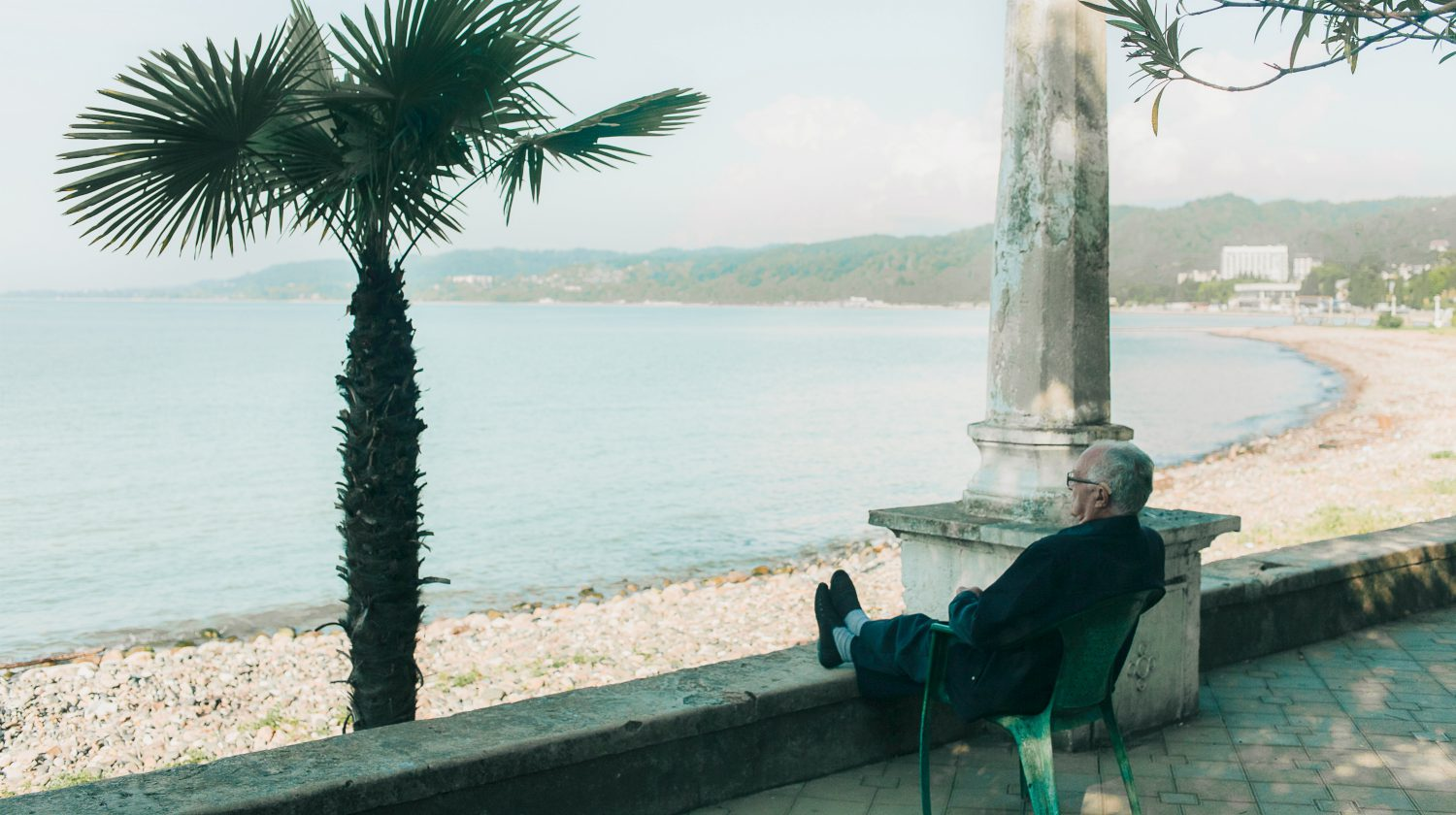 Featured | old man relaxing | Best Places To Retire In The U.S. | Inside Your IRA | retirement