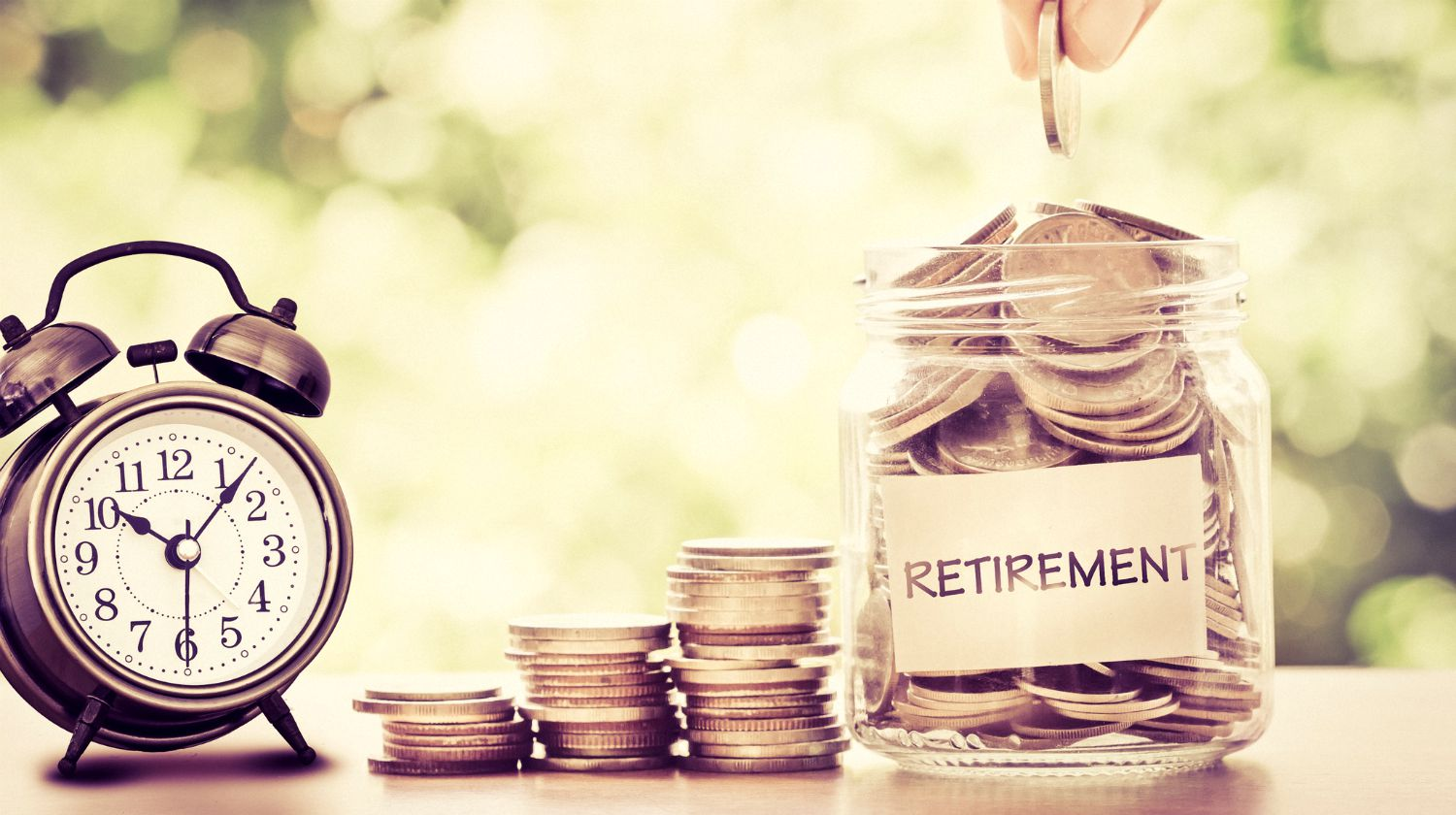 Featured | saving up for retirement | How Much Do I Really Need For Retirement? (And Other FAQs) | How Much To Save For Retirement | easy retirement calculator
