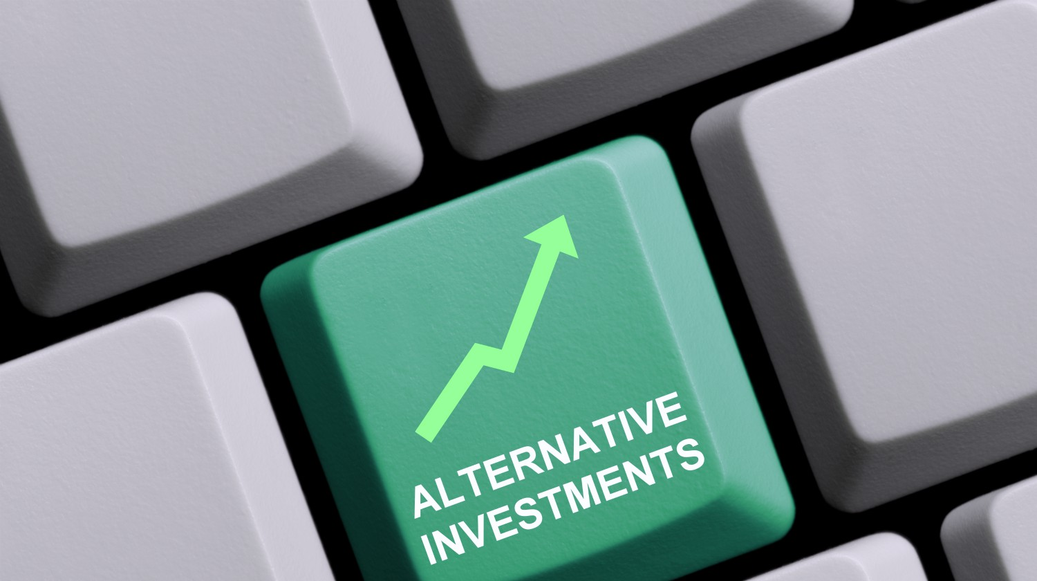 Featured | alternative investment written on keyboard cell | Alternative Investments You May Consider | Inside Your IRA | investments types