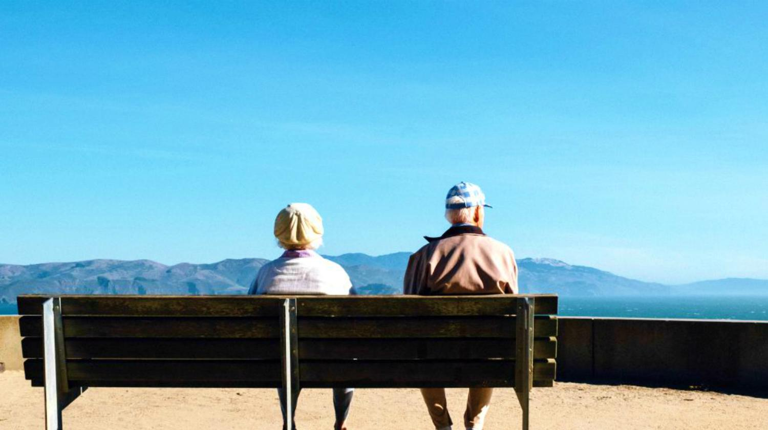 Feature | elderly couple watching the view | Best States For Retirement | Inside Your IRA | best states to retire