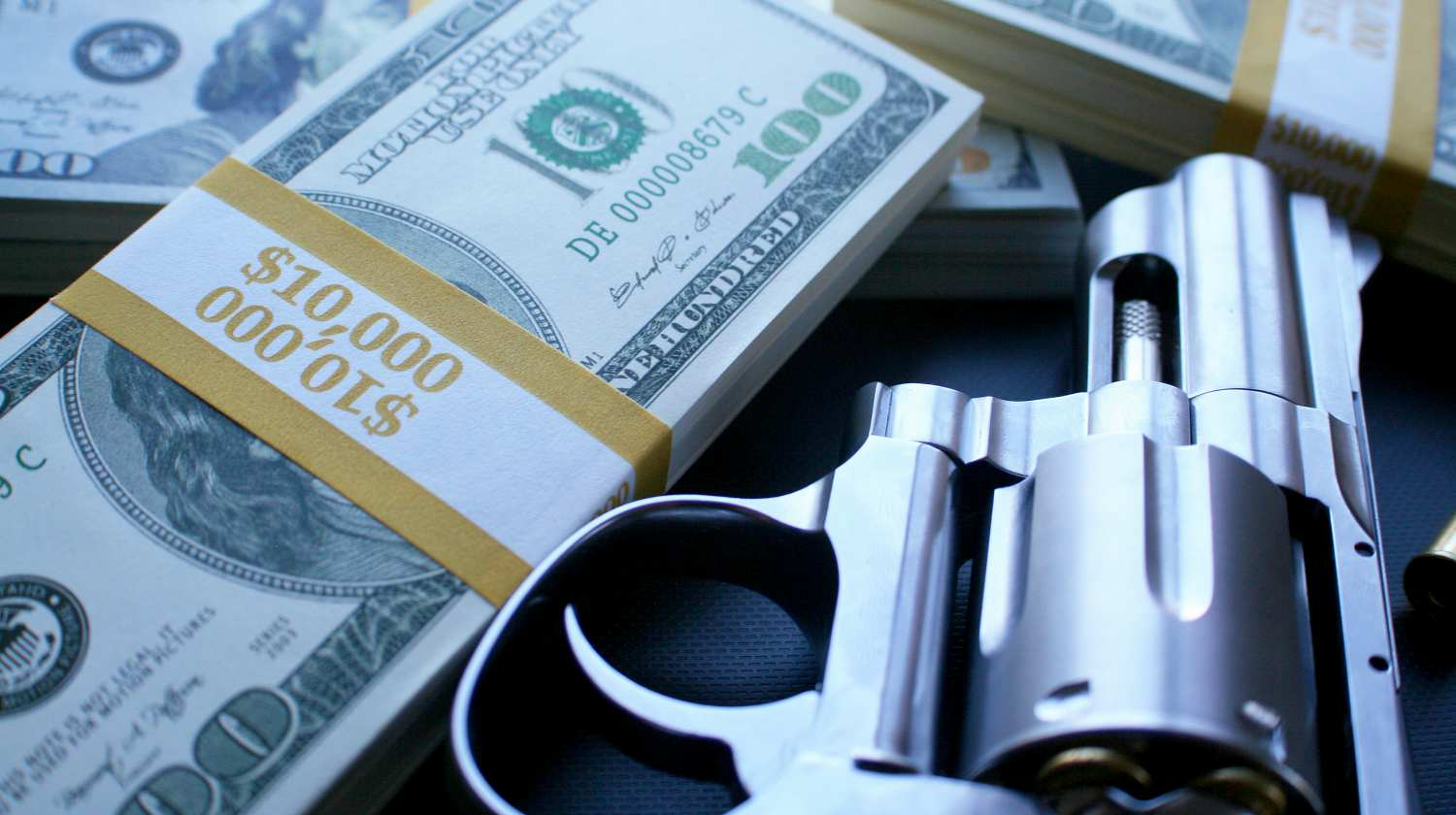 Feature | guns and money | Top Weapon Stocks To Watch | Inside Your IRA