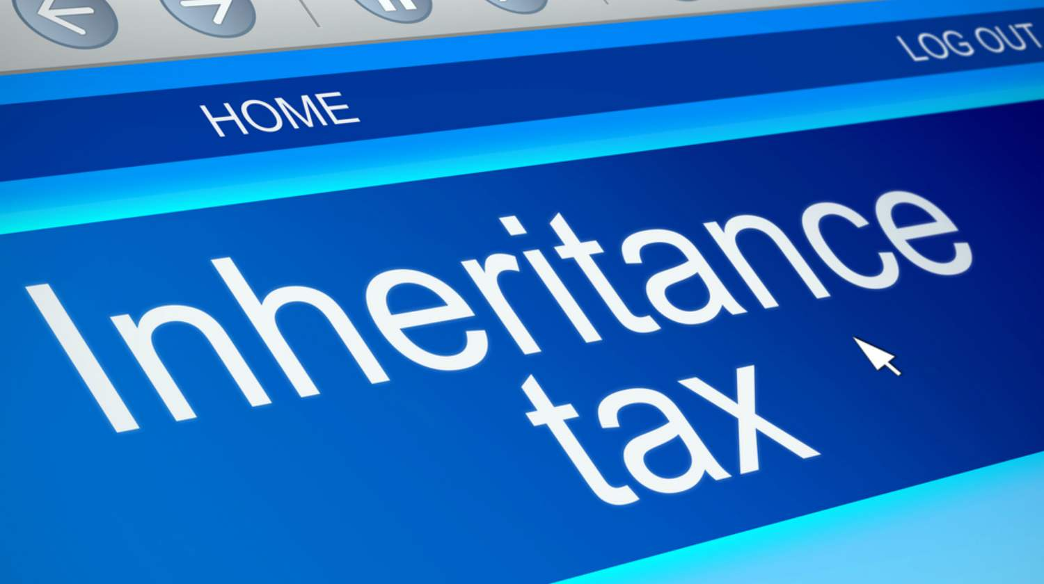 Feature | illustration depicting computer screen capture | What Is An Inheritance Tax? | Inside Your IRA