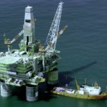 Featured | oil platform rig on ocean | How To Invest In Oil Inside Your IRA | investors