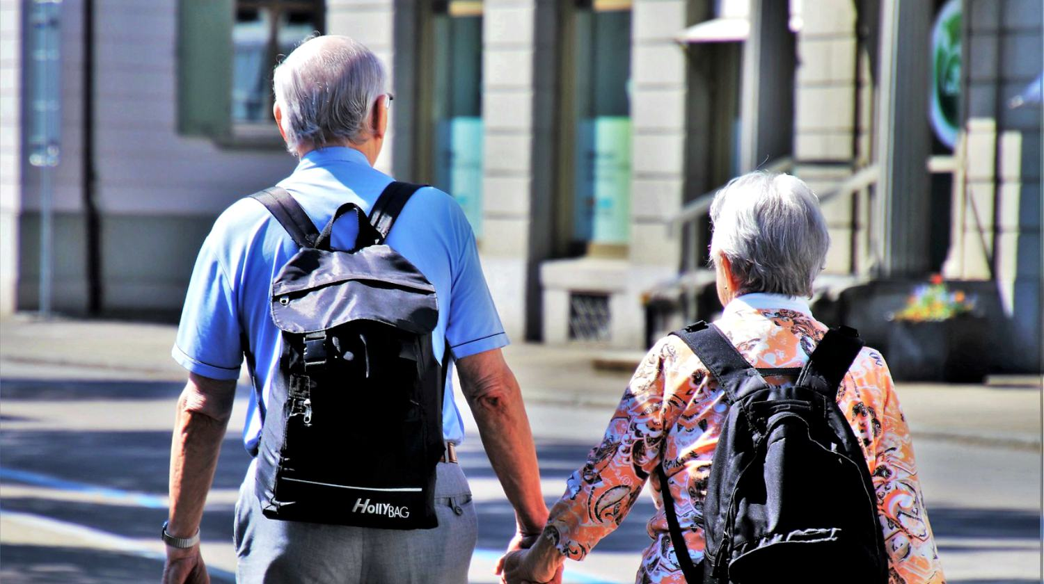 Feature   senior couple going on a trip   Great Retirement Ideas   Things To Do When You Retire   Inside Your IRA