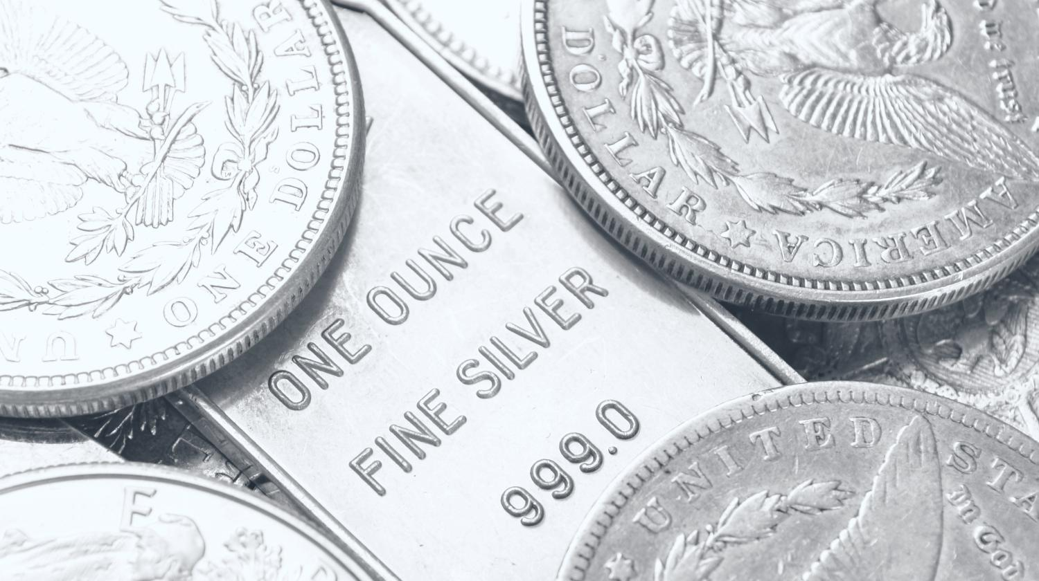 Feature | silver | Reasons Why Preppers Are Investing in Silver | Inside Your IRA | investing in silver coins