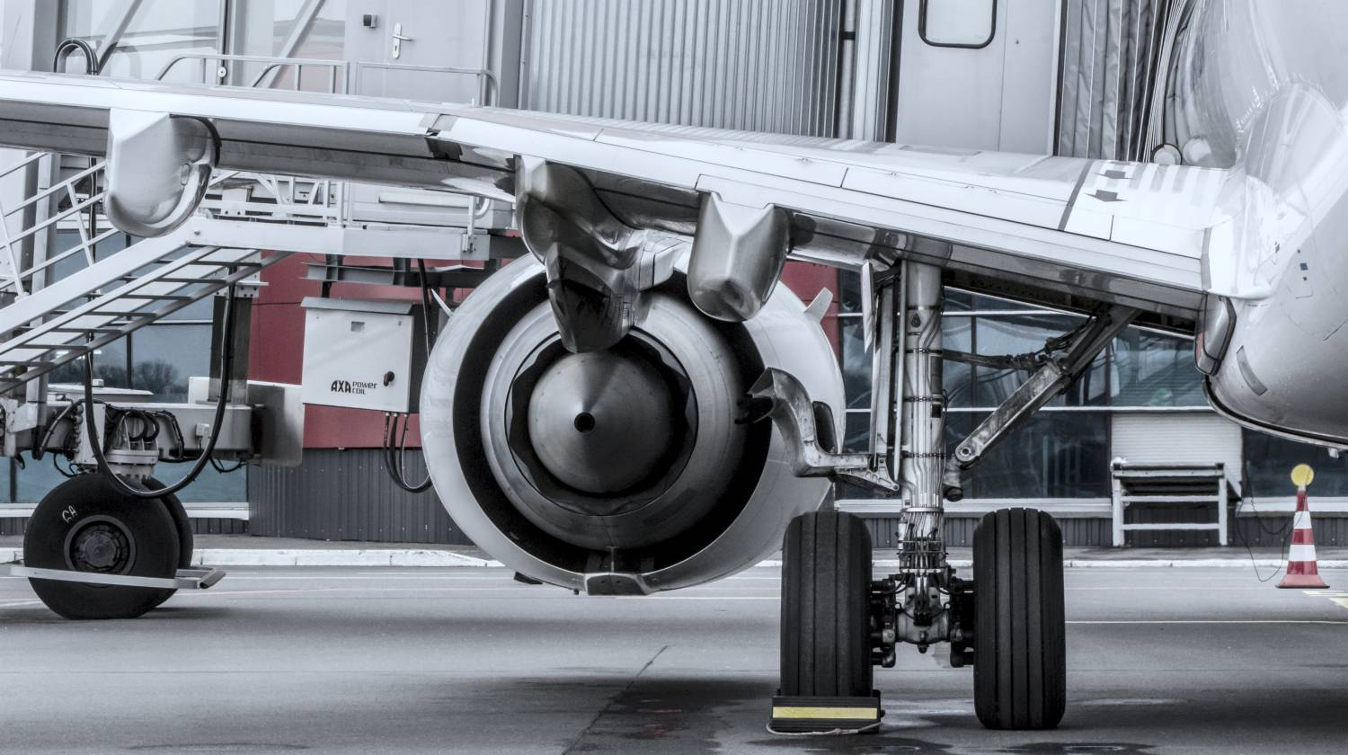 Feature | Engine of airplane in Kaliningrad | How To Invest In Aerospace Companies With Your IRA | aerospace corporation