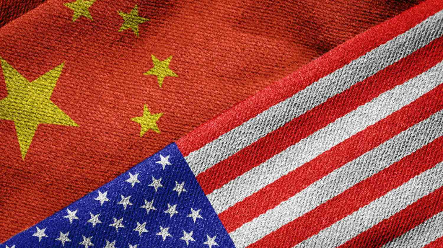 Feature | USA and China flags | How China Trade Wars Affect Your Investments | Inside Your IRA | trade war with China