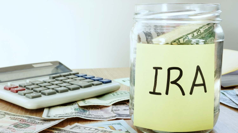 Feature | IRA written on glass jar | IRA Contribution and Income Limits | Inside Your IRA | 2018 ira contribution limits