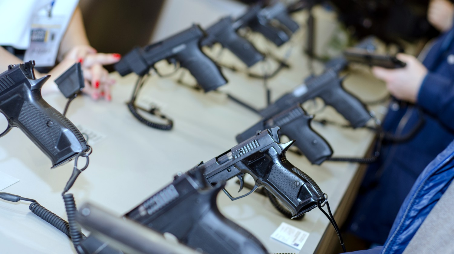 Featured | gun display stands | Funds That Invest In Major Gun Manufacturers | Inside Your IRA | american gun manufacturers