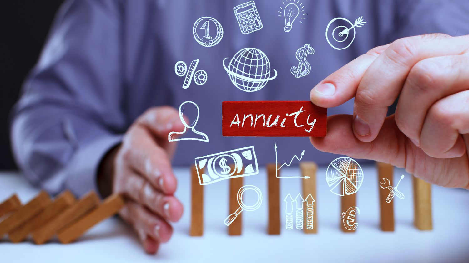 Feature | annuity written on block | What Is An Annuity and How Does It Differ From An IRA? | annuity
