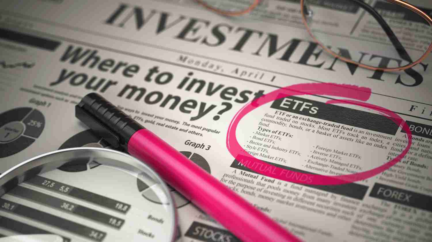 Feature   etf best option investment   Investing In Exchange-Traded Funds (ETFs)   Inside Your Roth IRA   etf guide