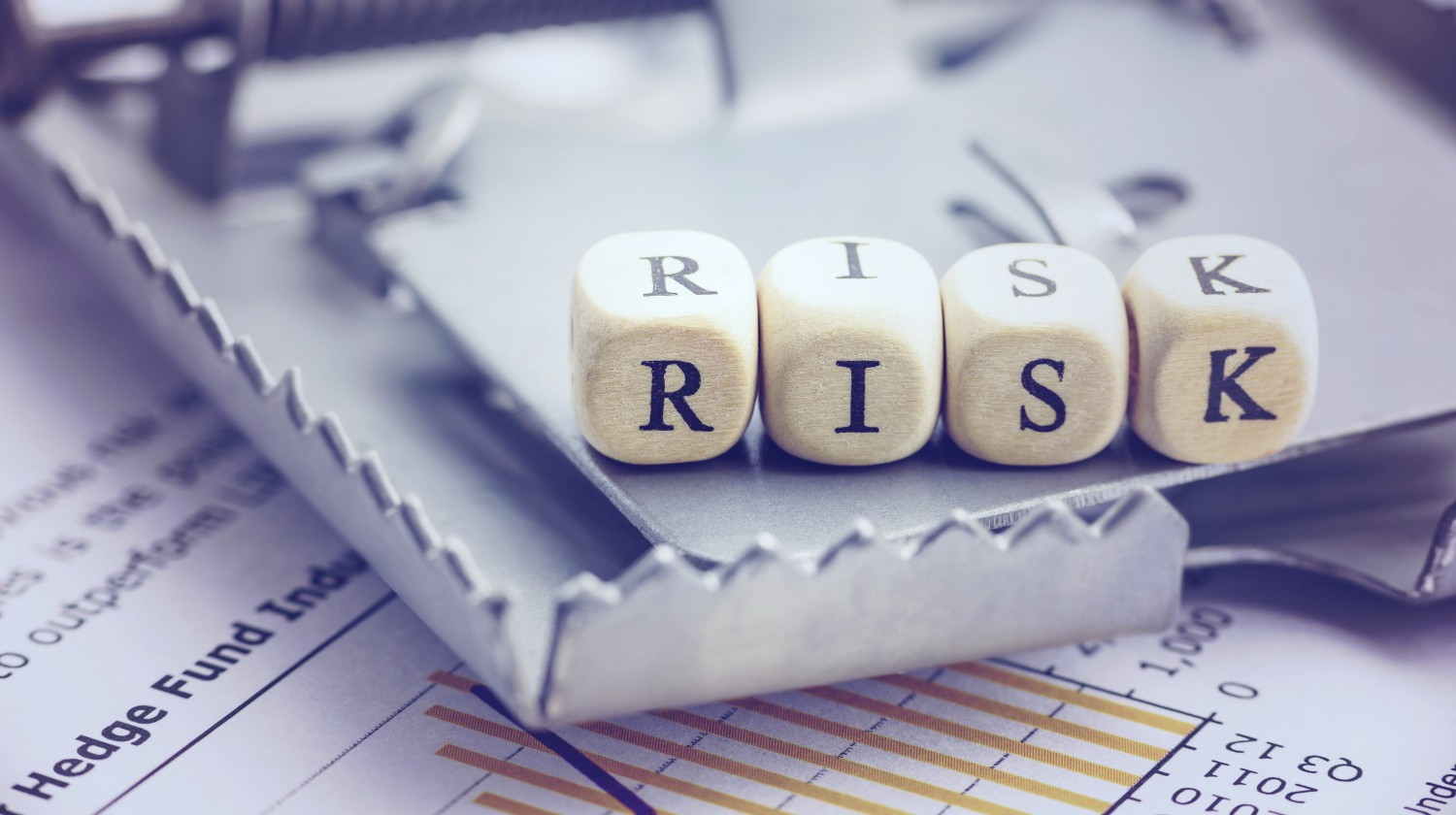 Feature | risk written on blocks | How to Assess Risk Tolerance Inside Your IRA | how to calculate risk tolerance