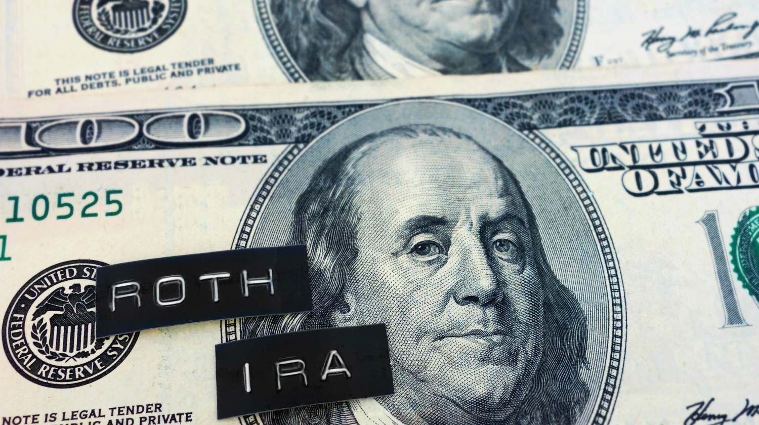 Feature | roth ira labels on hundred dollar | Everything You Need to Know About Roth IRA Distributions | Inside Your IRA | ira distributions taxed