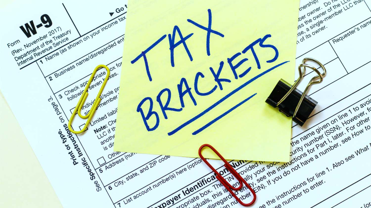 Feature   tax bracket written no paper   How Your IRA Can Affect Your Tax Bracket   Old and new tax brackets