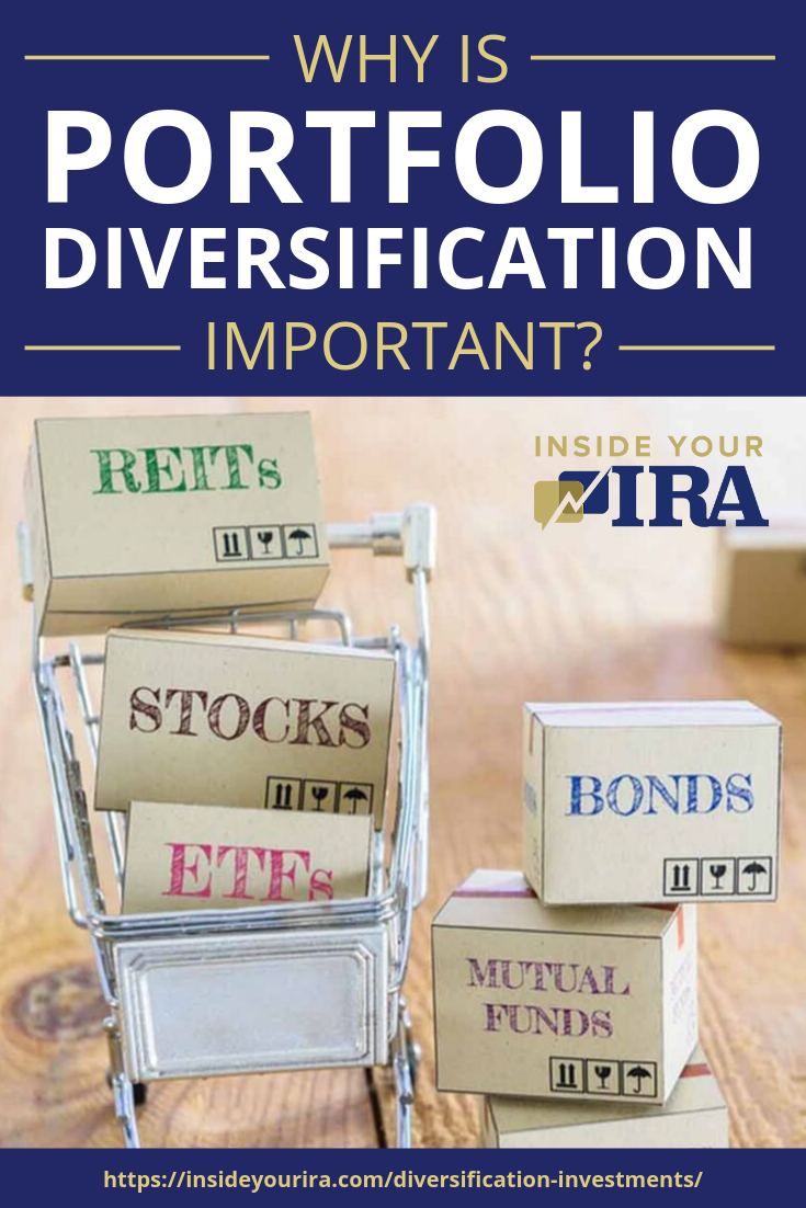 Why Diversification Of Investments Is An Important Strategy To Make | Inside Your IRA https://www.insideyourira.com/diversification-investments/