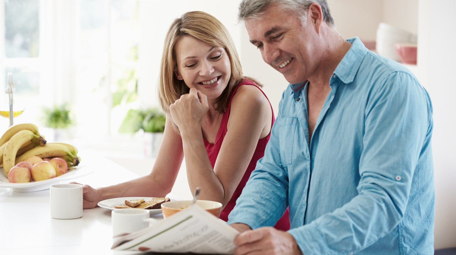 Feature   couple reading paper   IRA Deduction Limits For 2019   2019 ira deduction limits
