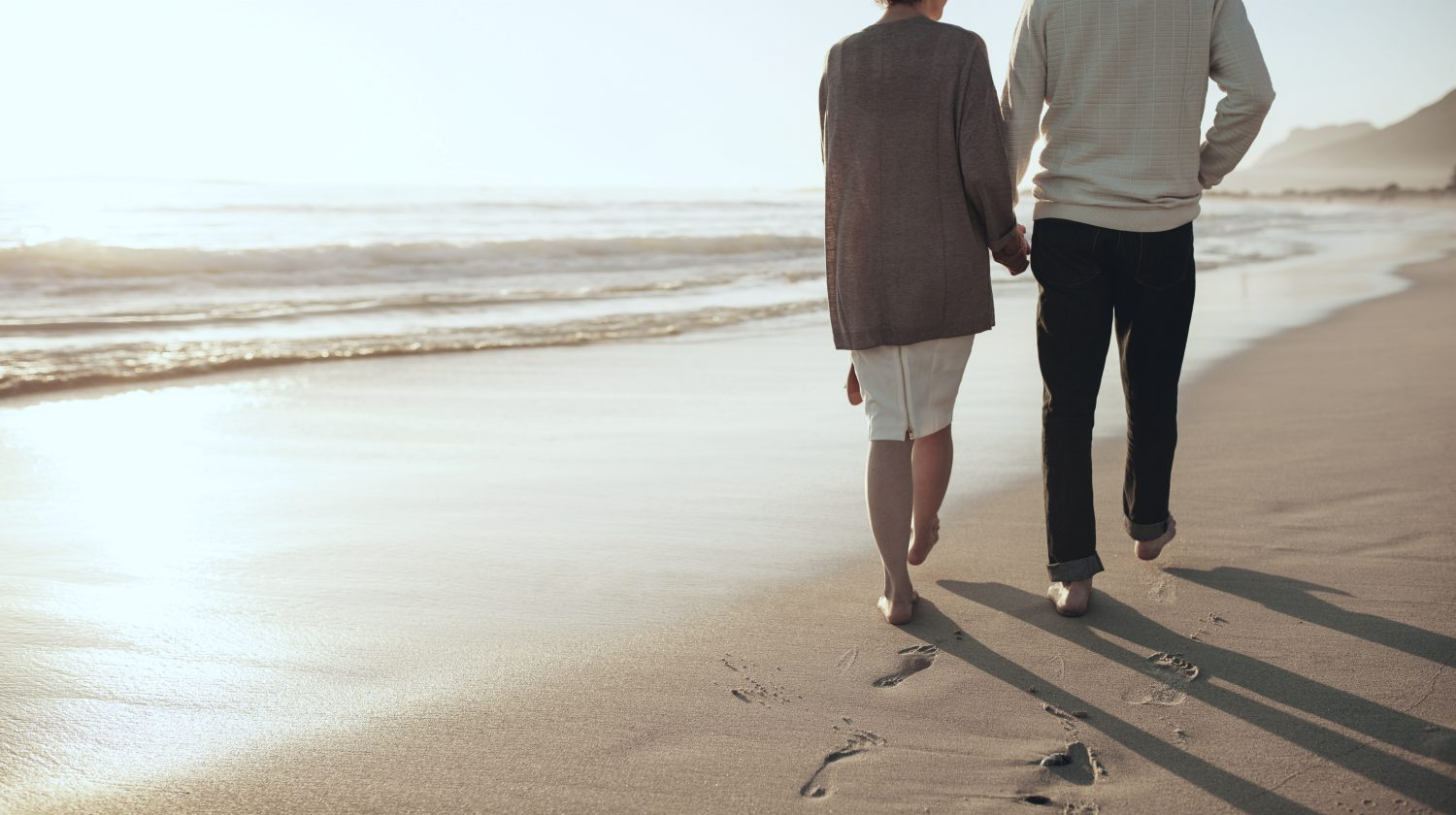 Featured | rear view cropped shot senior couple | 401(k) Early Retirement Guide | Inside Your IRA | 401k early retirement