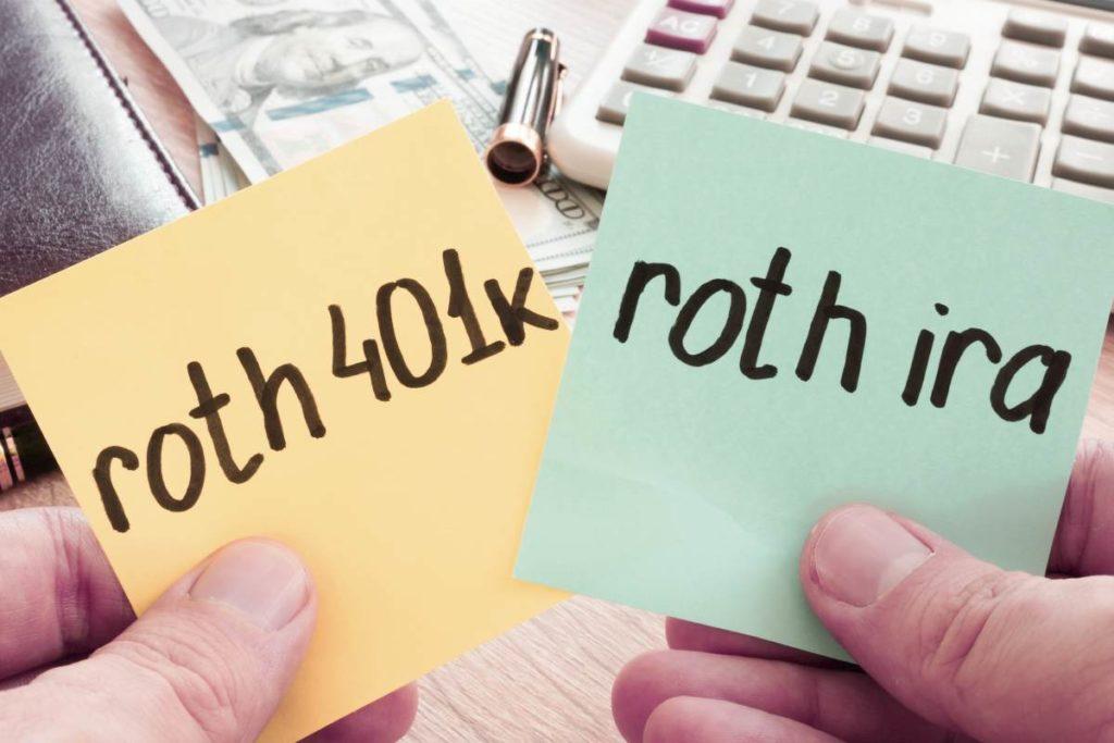 Roth single k