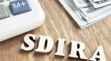 Featured | self directed ira sdira wooden letters | Everything You Need To Know About Self Directed IRA LLC | Inside Your IRA | self directed ira llc with checkbook control